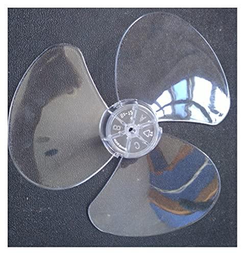 SHENG Shengyuan - Ventilador de mesa transparente de 300 mm de diámetro