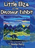Little Eliza at the Dinosaur Exhibit