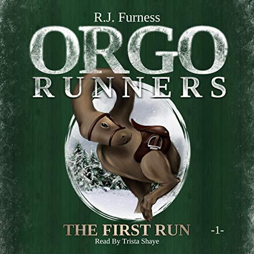 Couverture de Orgo Runners: The First Run
