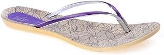 PARAGON Women's Purple Flip-Flop
