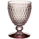 Villeroy & Boch Boston Coloured Calice Acqua, 400 ml, Rosa, 14.4 cm