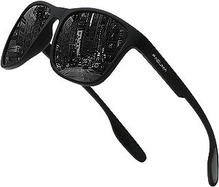 FAGUMA Polarized Driving Sunglasses for Men TR90 Ultra...