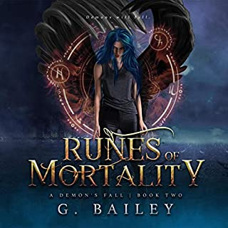 Runes of Mortality cover art