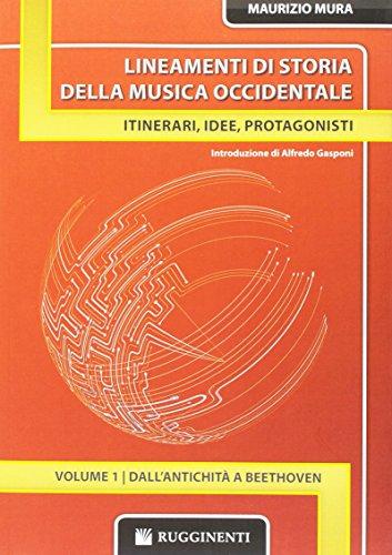 Lineamenti di storia della musica occidentale: 1