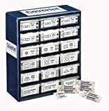 BSN Medical/Jobst Coverlet Fabric Adhesive Bandage Cabinet, Filled, 18 Drawers,13519