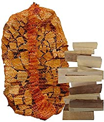 PERFECT SIZE FOR YOUR PIZZA OVEN: Our kindling Logs are ideal for your portable pizza oven and will fit perfectly with well known pizza oven brands. These logs are smaller than standards logs for the perfect pizza. KILN DRIED: Kiln dried wood kindlin...