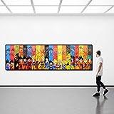 AMtxkj Frameless-50x175cm-poster-Dragon Ball Charaktere