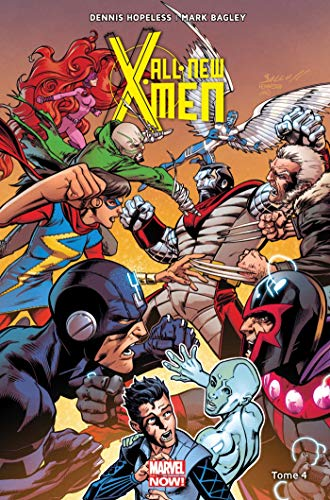 All-New X-Men Tome 4