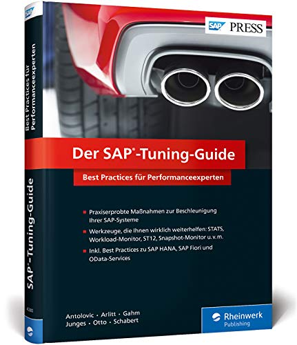 Der SAP-Tuning-Guide: Profi-Tipps zur Performanceoptimierung (SAP PRESS)