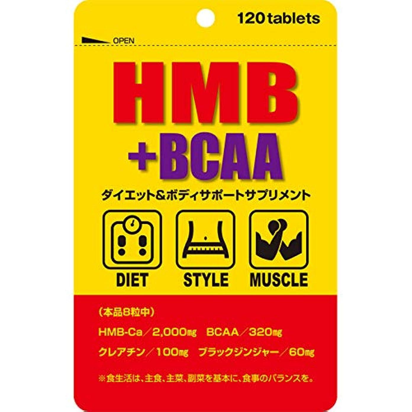 手伝うバスケットボール十一【ミヤマ漢方製薬】HMB+BCAA 120粒