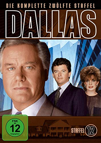 Dallas - Staffel 12 [3 DVDs]