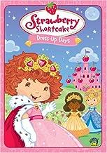 strawberry shortcake dress up days dvd