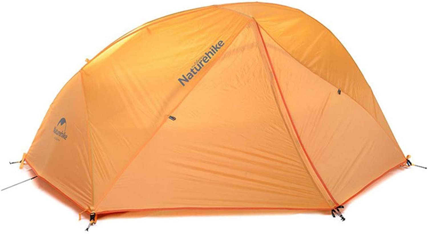 Sugoishop Silica Gel Double Decker Light Rain Proof Camping Tent