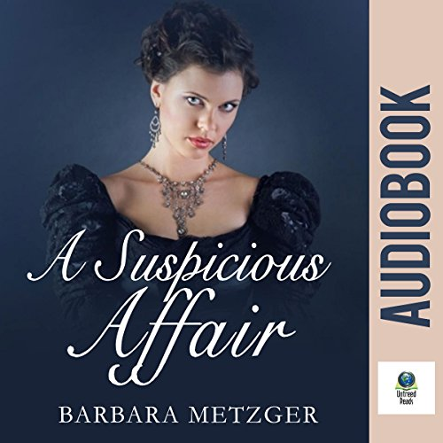 A Suspicious Affair audiobook cover art
