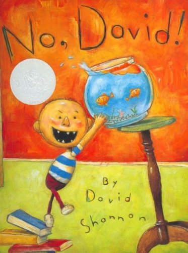 No, David! (Caldecott Honor Book)の詳細を見る