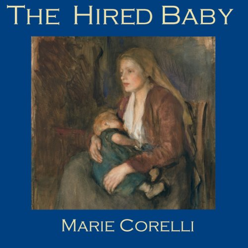 The Hired Baby audiobook cover art
