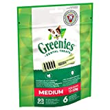 Greenies Snack Dental Regular para perros de 11kg a 22kg (170g)