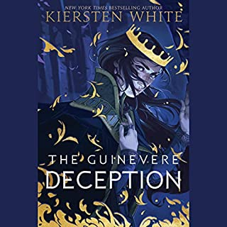 The Guinevere Deception audiobook cover art