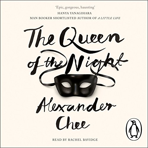 The Queen of the Night cover art
