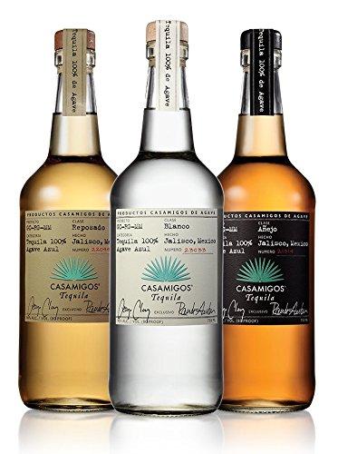 Casamigos Tequila Trio 3 x 70cl