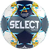 SELECT Ultimate Replica Ballon Adulte Unisexe, Grey/Blue/Yellow, junior(2)
