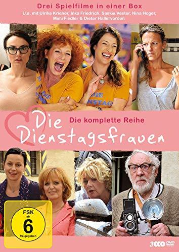 Die komplette Reihe (3 Spielfilme) (3 DVDs)