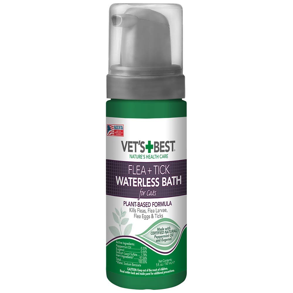 Vets Best Waterless Treatment Certified