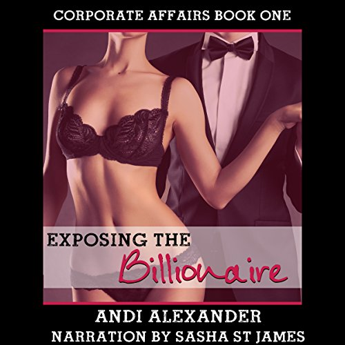 Exposing the Billionaire cover art