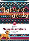 Disney - Le Roi Lion - Messages Mysteres Disney Hakuna Matata