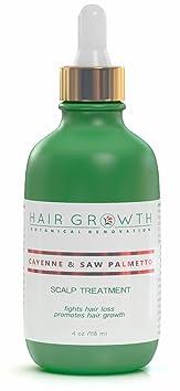 Hair Growth Botanical Renovation Anti-Hair Loss Scalp Treatment Hair Oil
