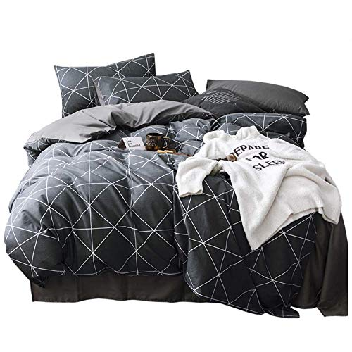 Top gray comforter twin cotton for 2020