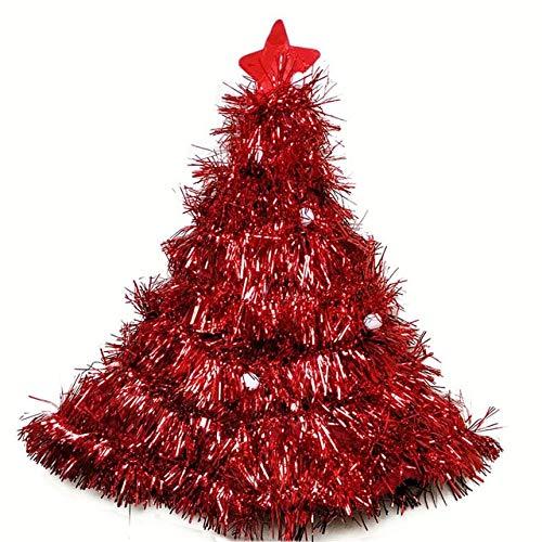 Sombrero de Navidad Elfo de Felpa Sombrero de Santa Adorno Decoracin Gorra de Navidad Sombreros Ao Nuevo Decoracin de Accesorios de Fiesta de Navidad-a5