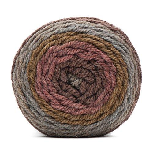 Caron Tea Cakes Acrylic-Wool Blend Yarn ~ 8.5 oz. Each (Ginger Spice)