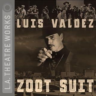 Zoot Suit audiobook cover art