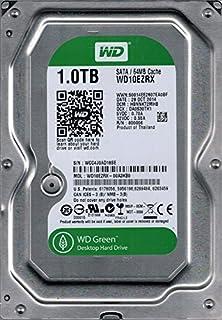 Western Digital wd10ezrx-00a3kb0DCM: hbnnkt2mhb wcc4j 1TB
