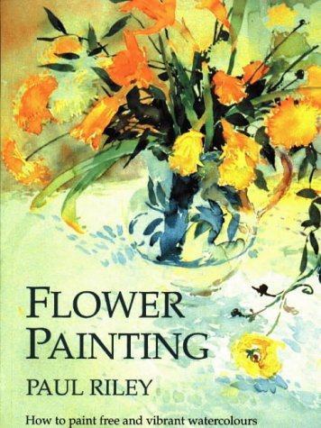 Flower Painting: How to Paint Free and Vibrant Watercolours