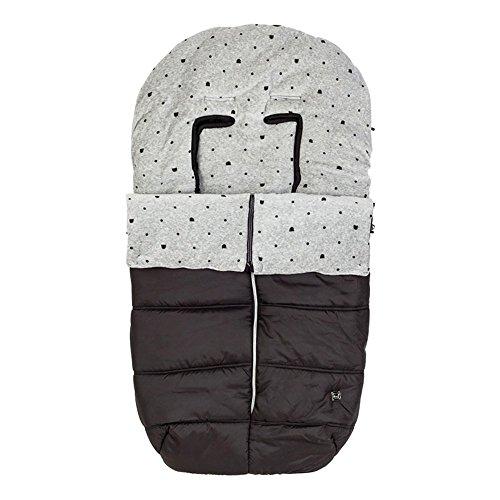 Saco de invierno para silla de paseo BE COOL Footmuff 883