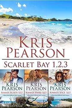 Scarlet Bay 1,2,3: The sensational set of the Wynn family billionaire beach romances by [Kris Pearson]