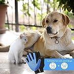 TINDERALA Animal de Compagnie Brosse, Conception de Cinq Doigts pour et Un Toilettage de Votre Chien Chat #1