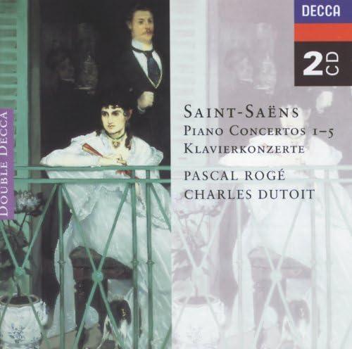 Pascal Rogé, Charles Dutoit & Camille Saint-Saëns