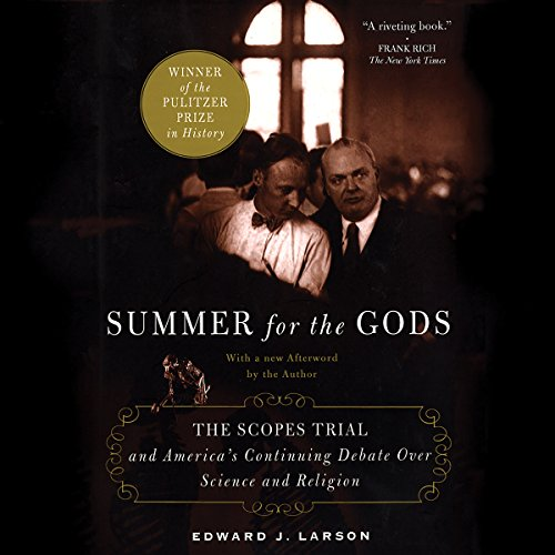 Summer for the Gods audiobook cover art
