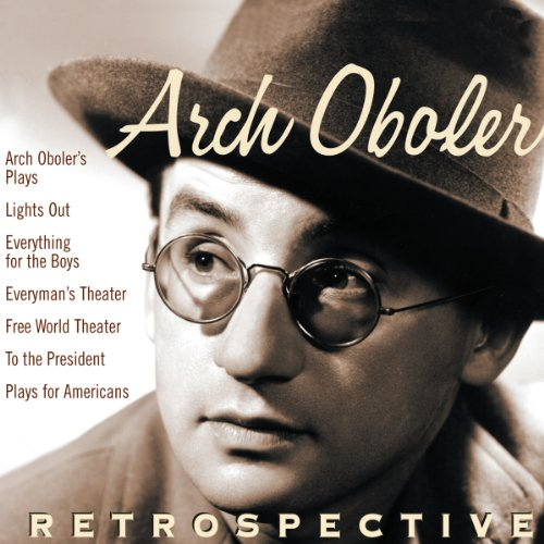 Arch Oboler audiobook cover art