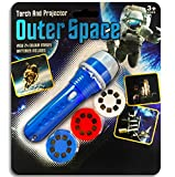 Yoobe Torch Projector Flashlight Space Toys