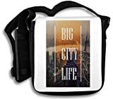 Life | Series | Shanghai Town | Popular Words | Osom Quotes | Cool T Shirt | Nice to | Super | Beautiful Landscape Schultertasche