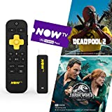 NOW TV Smart Stick with HD & Voice Search with 1 Month Cinema