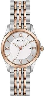 Bulova - Classic 98M125 Reloj de Pulsera para mujeres