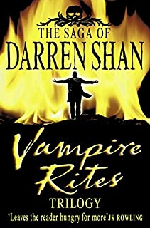Vampire Rites Trilogy: Books 4 - 6