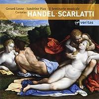 Handel - A. Scarlatti: Cantatas / Lesne, Il Seminario musicale