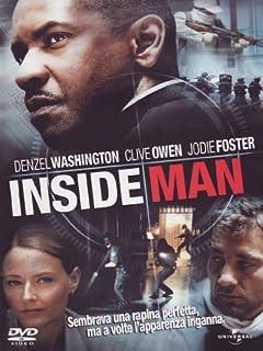 Inside Man [Italian Edition] by denzel washington