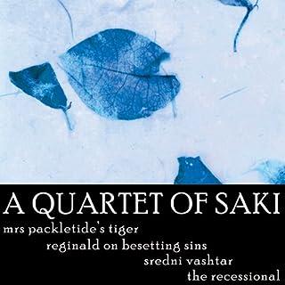 A Quartet of Saki cover art